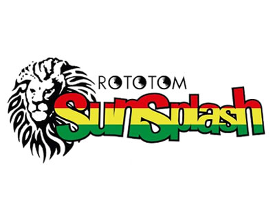 Logo de Rototom Sunsplash